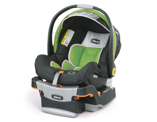 Top 10 Car Seats