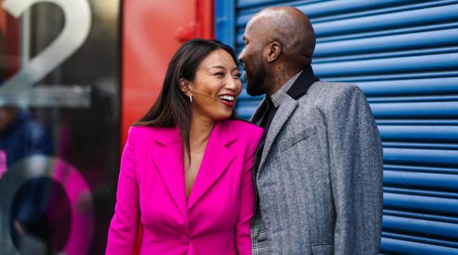 The Real co-host Jeannie Mai Jenkins announces pregnancy news