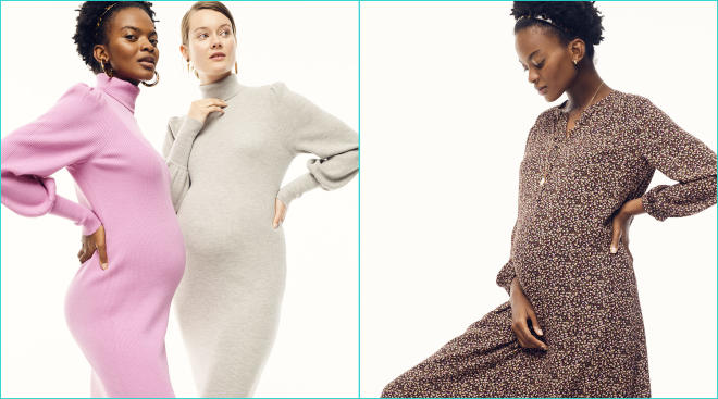 j. crew launches maternity clothing line