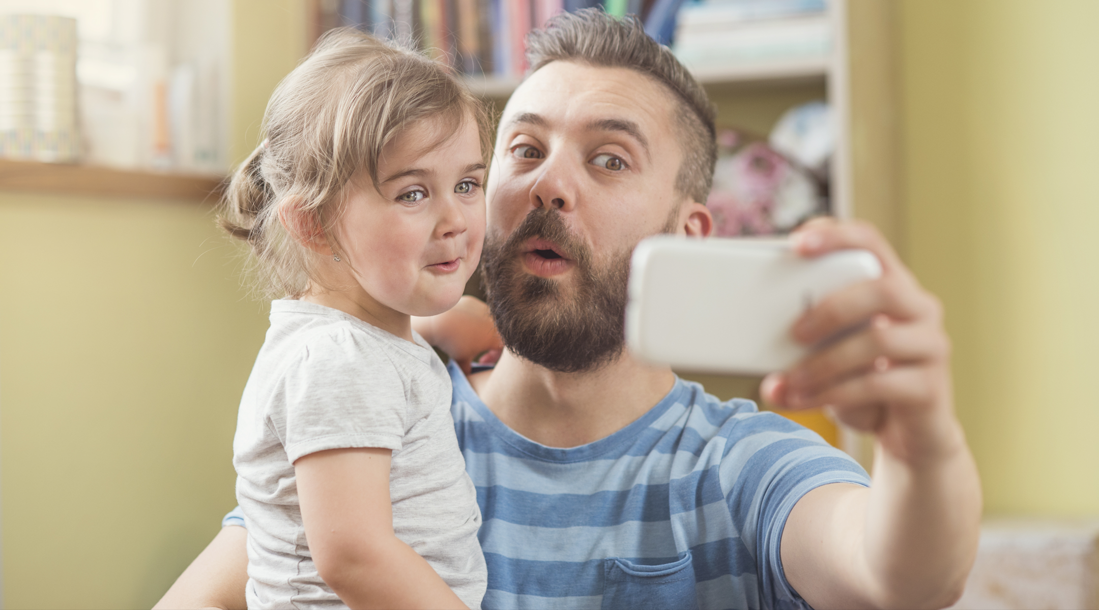 dad-daughter-funny-selfie