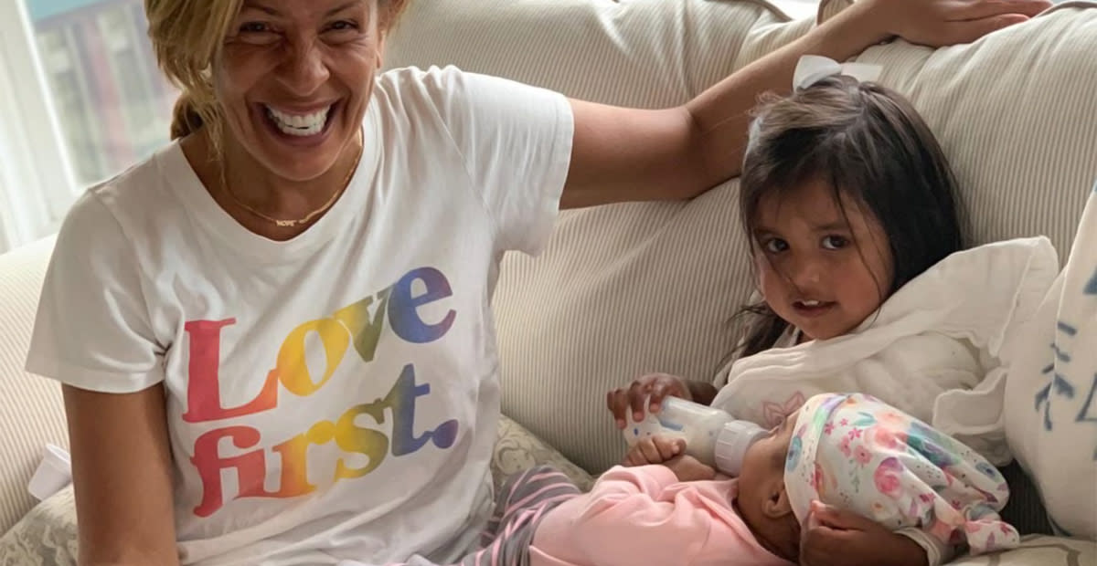 Hoda Kotb Tears Up as She Shares Moments From Her Maternity Leave