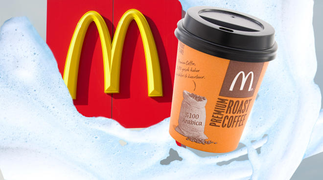 woman sold mcdonalds latte that was filled with cleaning fluid