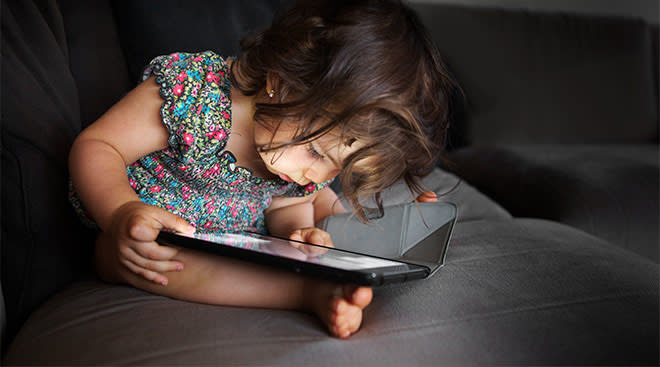 Preschoolers Spend More Time Online Than Parents Think, Study Says
