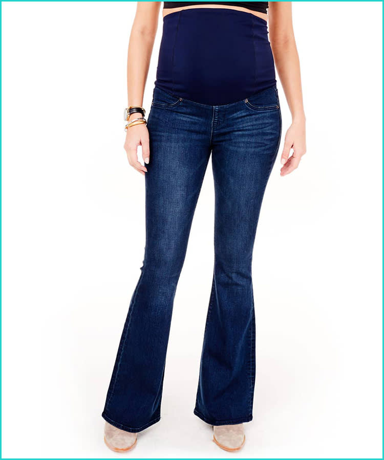 3e3f26fefa1c1 15 Best Maternity Jeans for Every Style