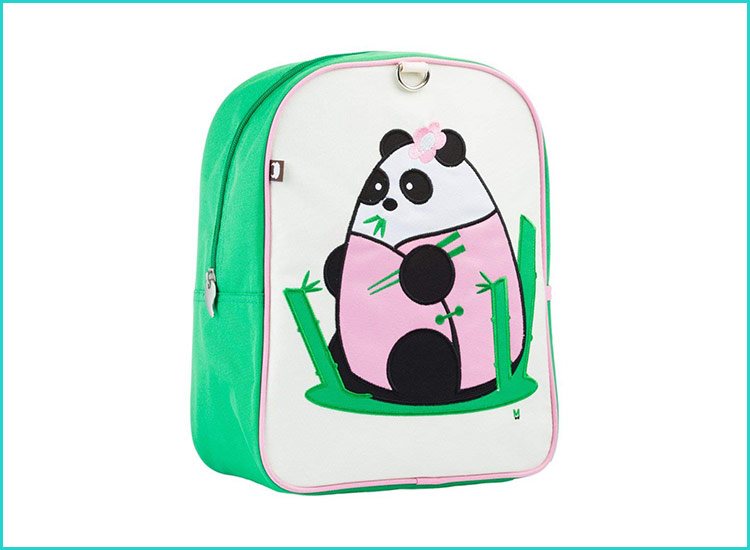 Self-Conscious 3d Bags Girls Backpack Kids Puppy Children Clothing, Shoes & Accessories