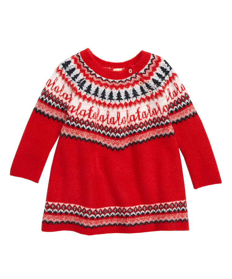 a0b765659c44 17 Baby Ugly Christmas Sweaters Too Cute Not To Wear
