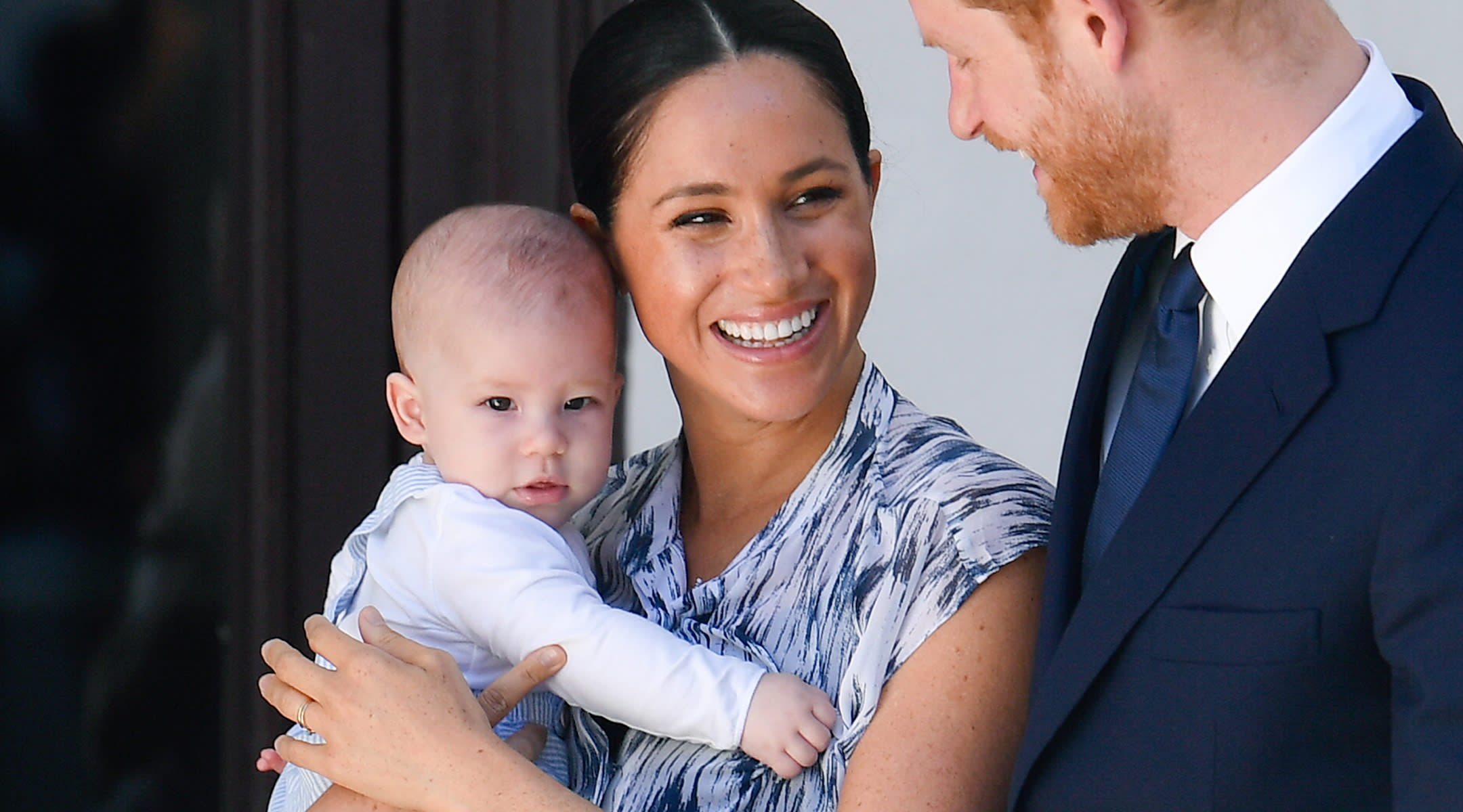 Meghan Markle Tearfully Admits She's Having a Hard Time as a New Mom