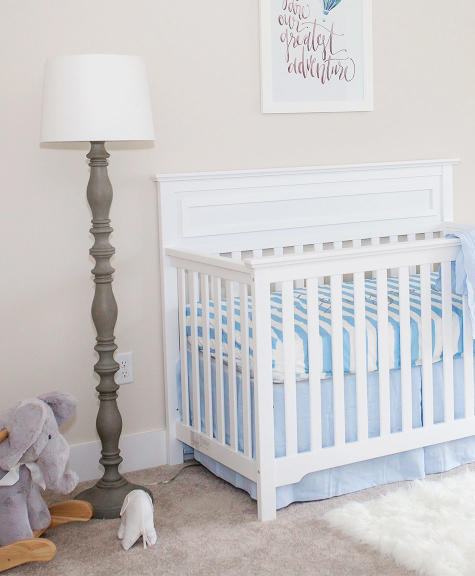 When To Move Baby To His Own Room
