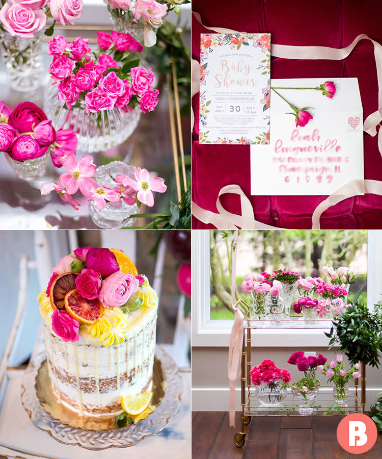 11 Spring Baby Shower Themes
