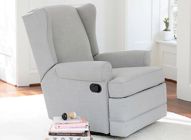 Fabulous 10 Best Nursery Gliders And Baby Rocking Chairs Creativecarmelina Interior Chair Design Creativecarmelinacom