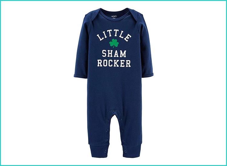 Sweatshirt Royal Blue Cool Apparel Shop Happy st Patricks Day
