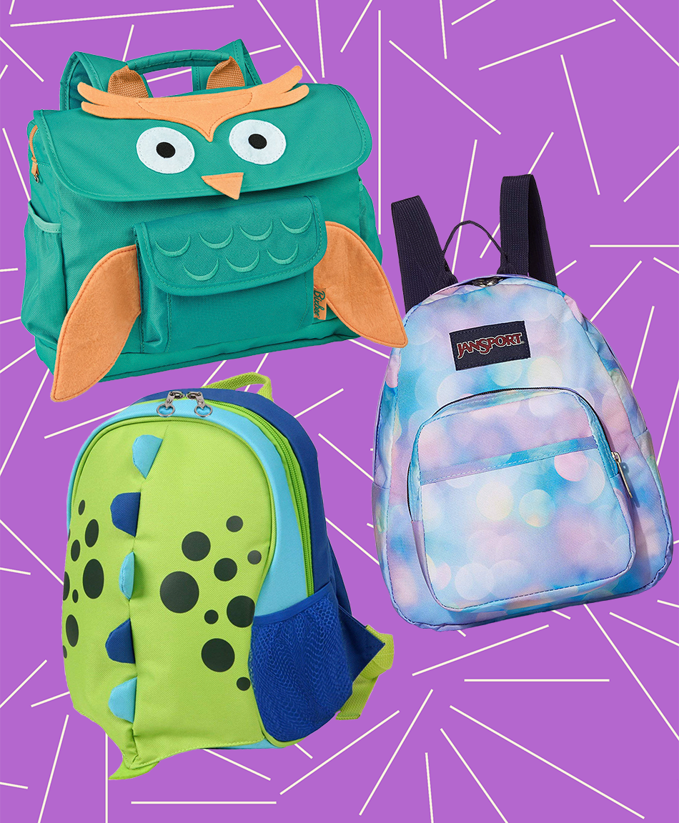 Personalised Kids Backpack Any Name Dinosaur Boys Childrens Back To School Bag 9