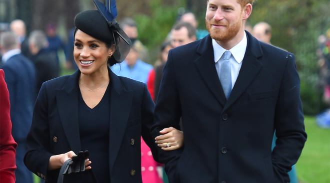 megan markle and prince harry, harry gives up alcohol during megan's pregnancy