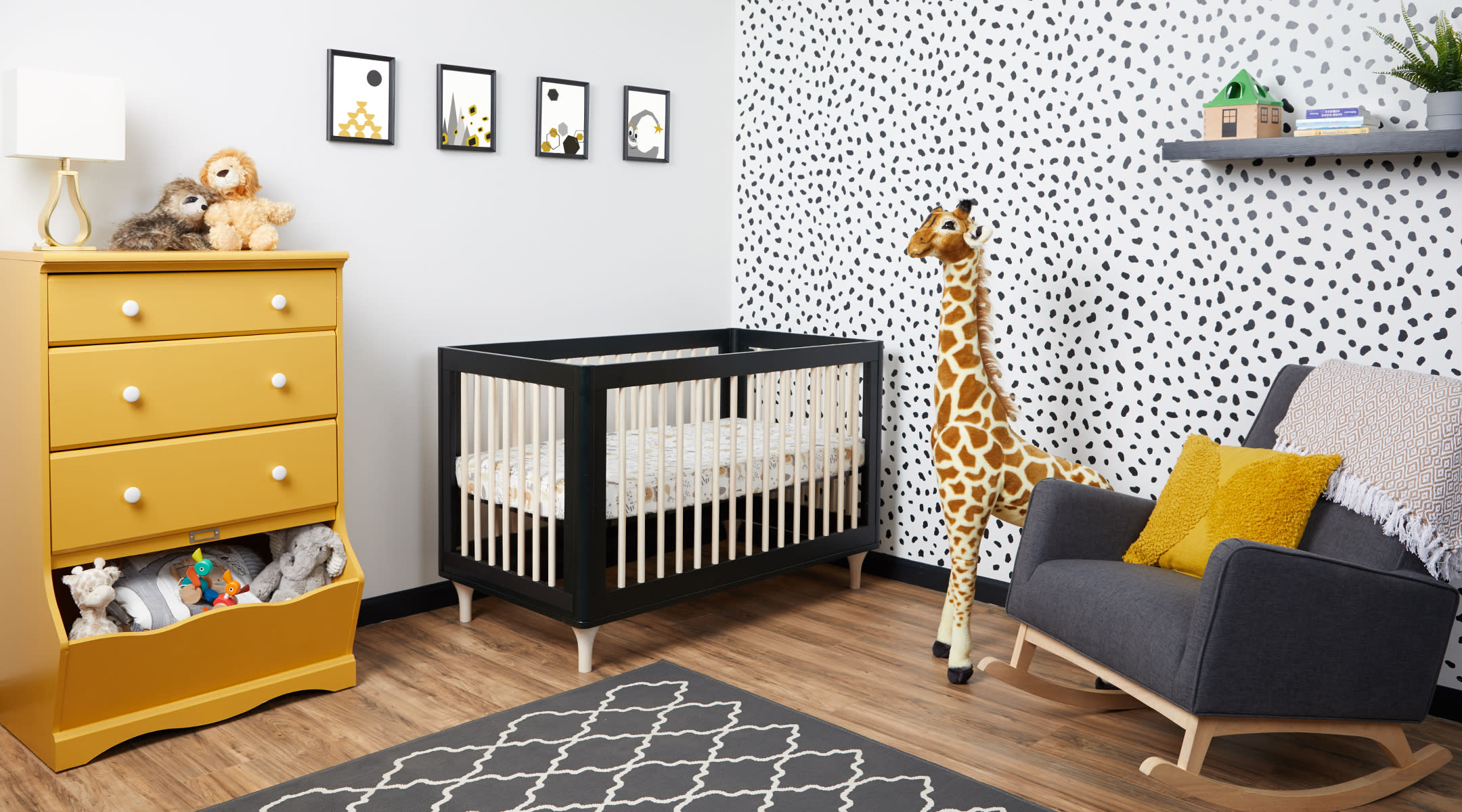 See These Gender-Neutral Nursery Designs Come to Life
