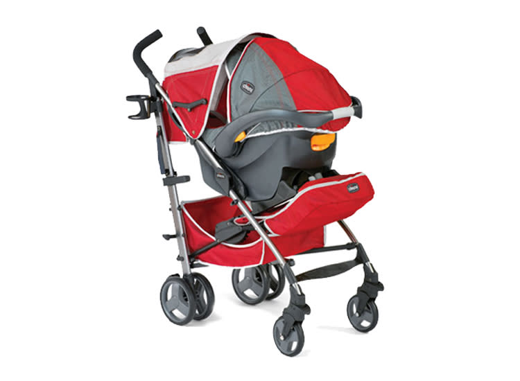 Best Car Seat Compatible Umbrella Stroller Chicco Liteway Plus