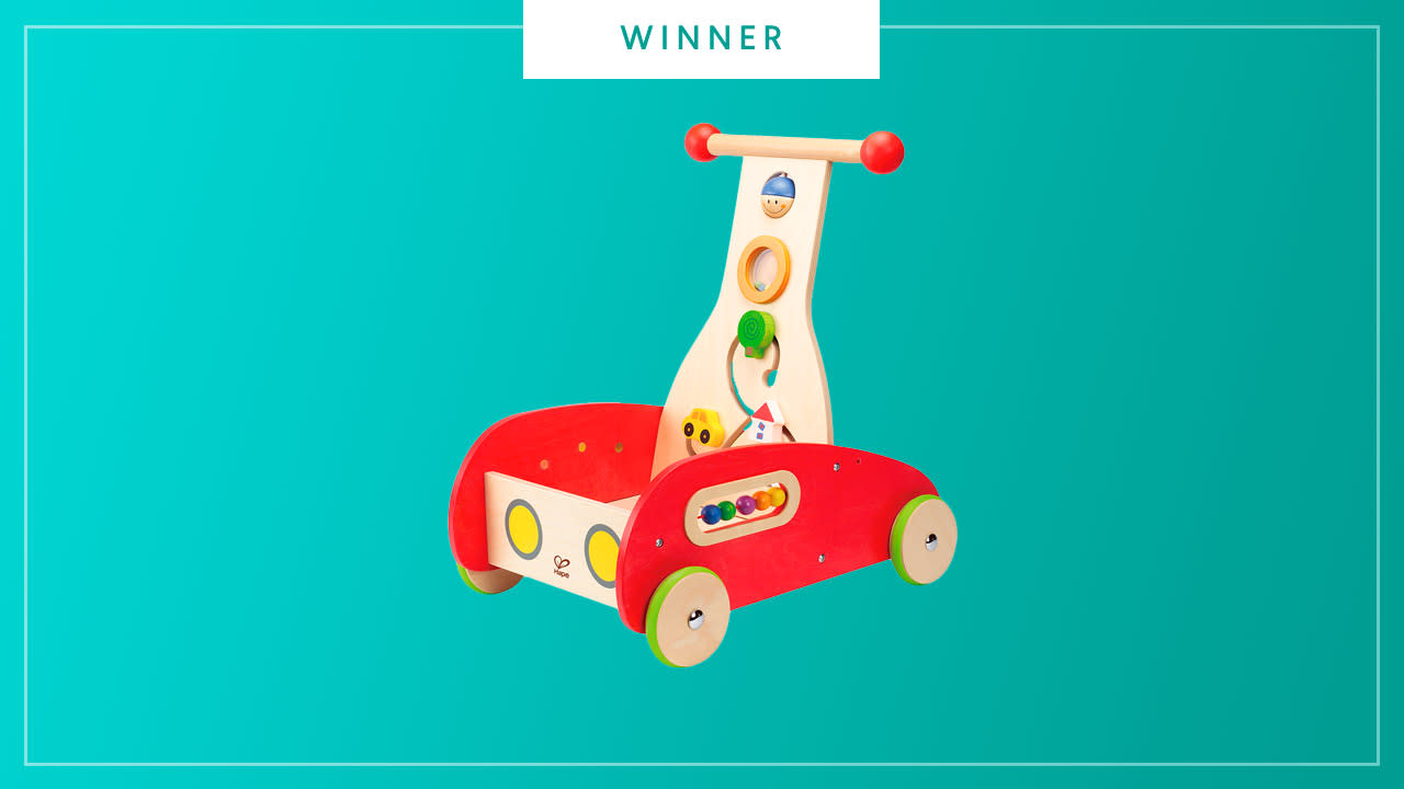 Hape Wonder Walker Push Toy