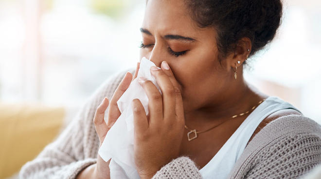 How To Cope With A Sinus Infection During Pregnancy