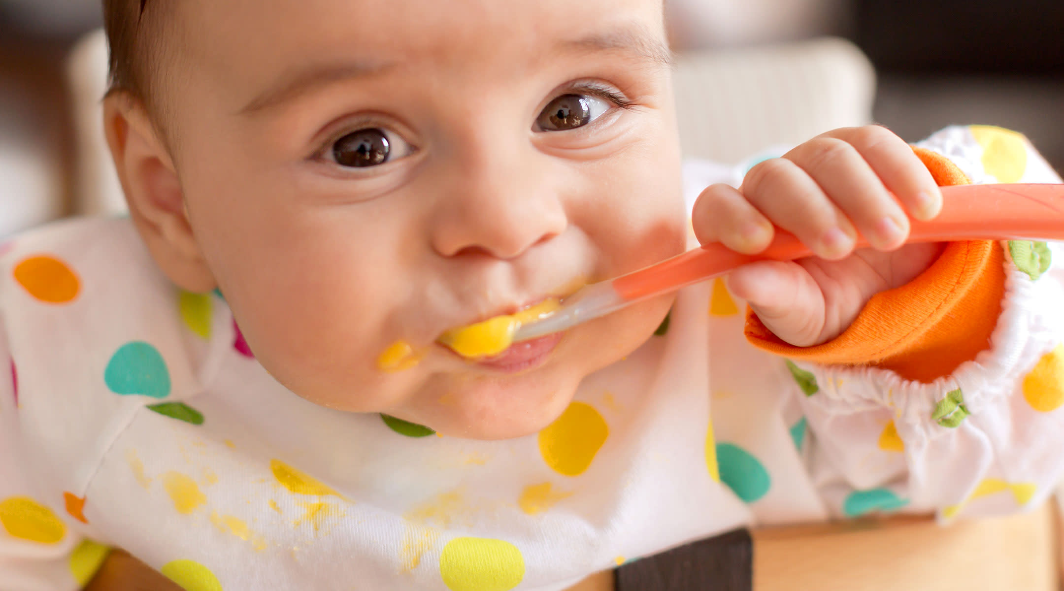 The Best Food For One Year Old Baby