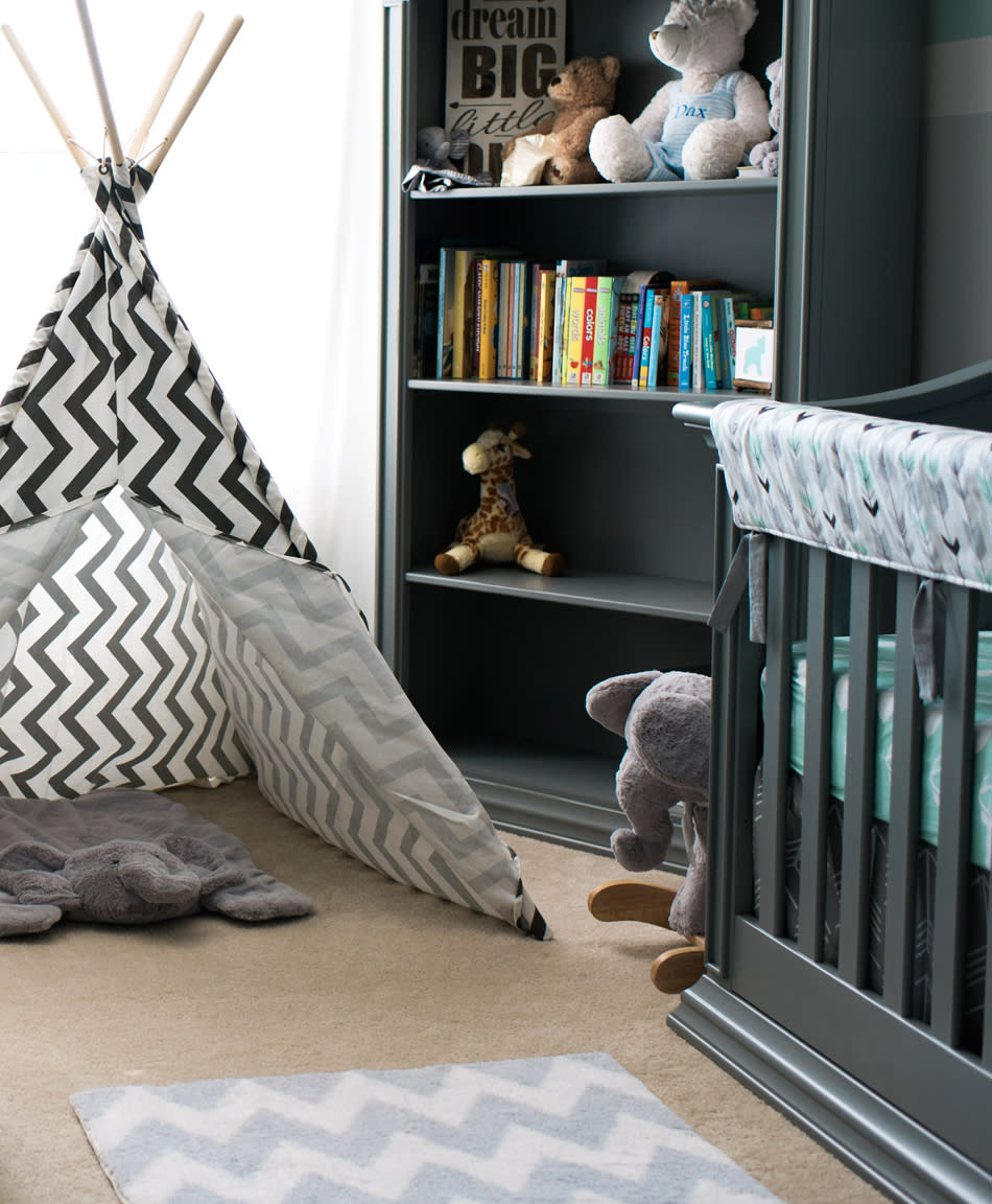 9 Easy Nursery Organization Ideas