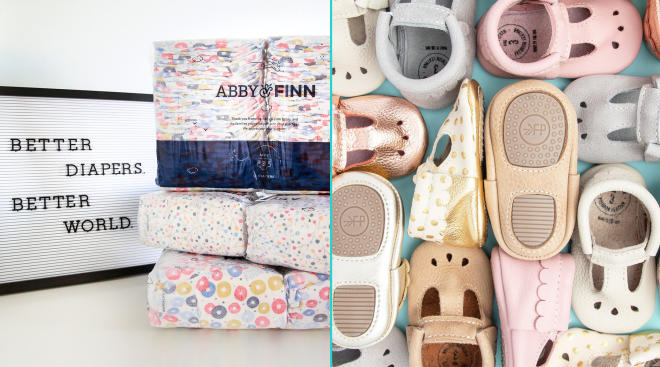 mom founded baby brand companies