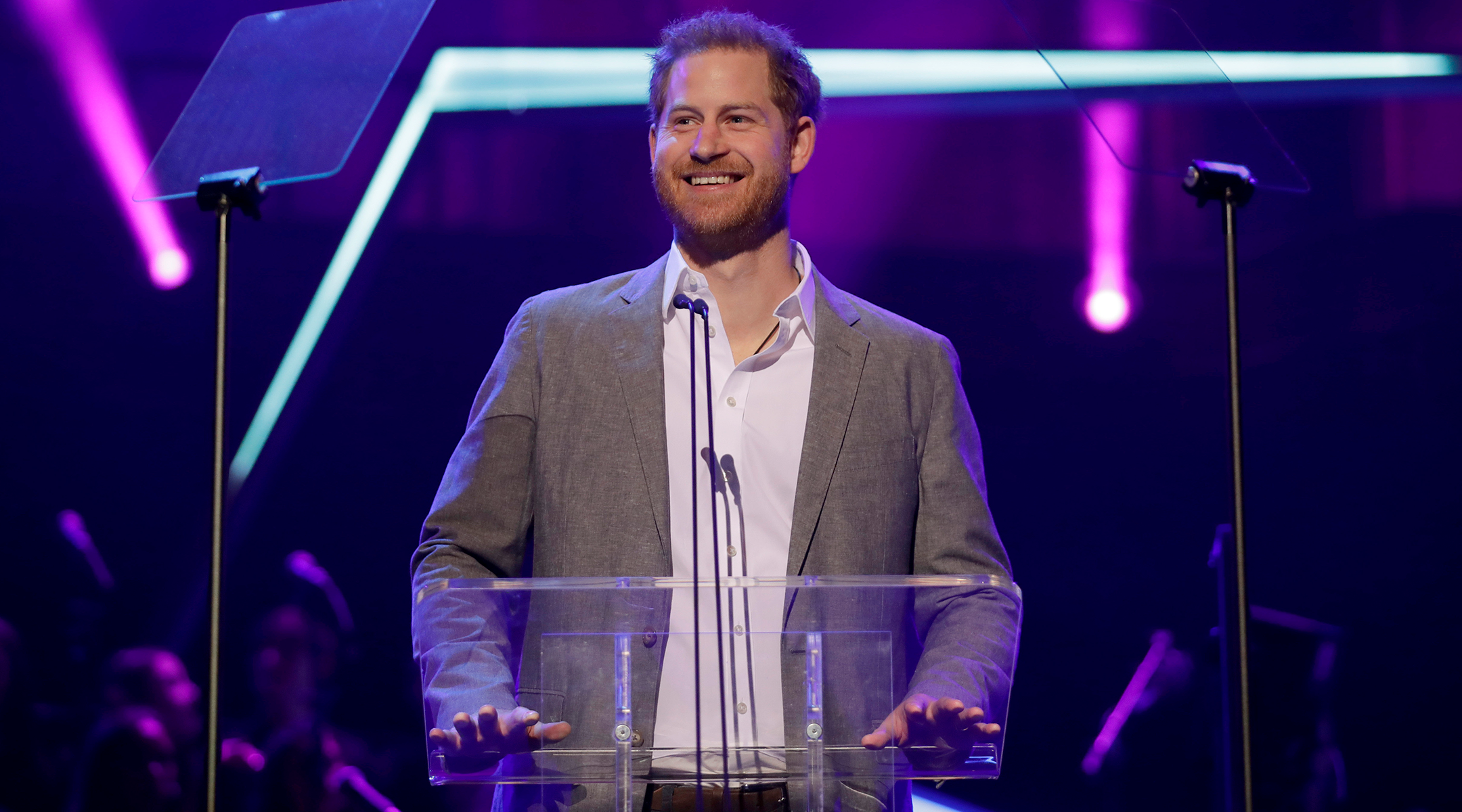 Prince Harry Delivers Special Message to Kids Who Have Lost a Parent