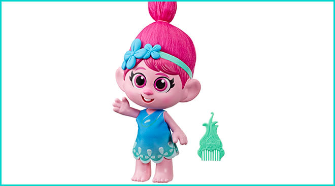 hasbro troll doll removal after insensitive placement of product feature