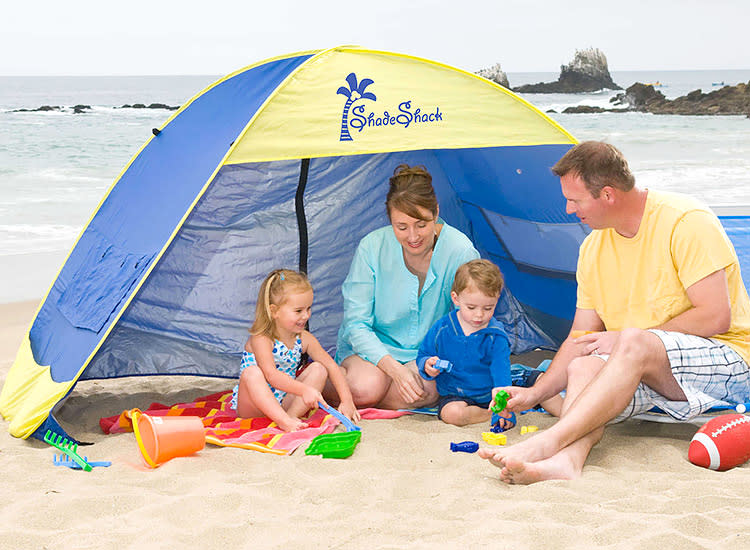 Shade Shack Baby Beach Tent