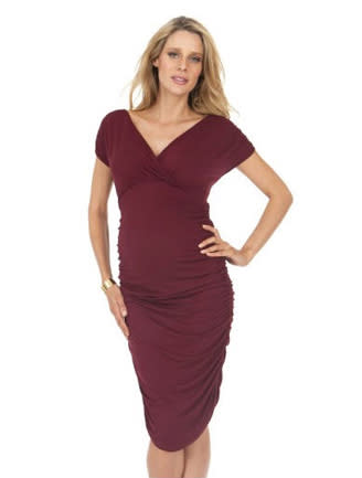 8 Red Maternity Dresses, Perfect for Valentine's Day (All Under $100!)