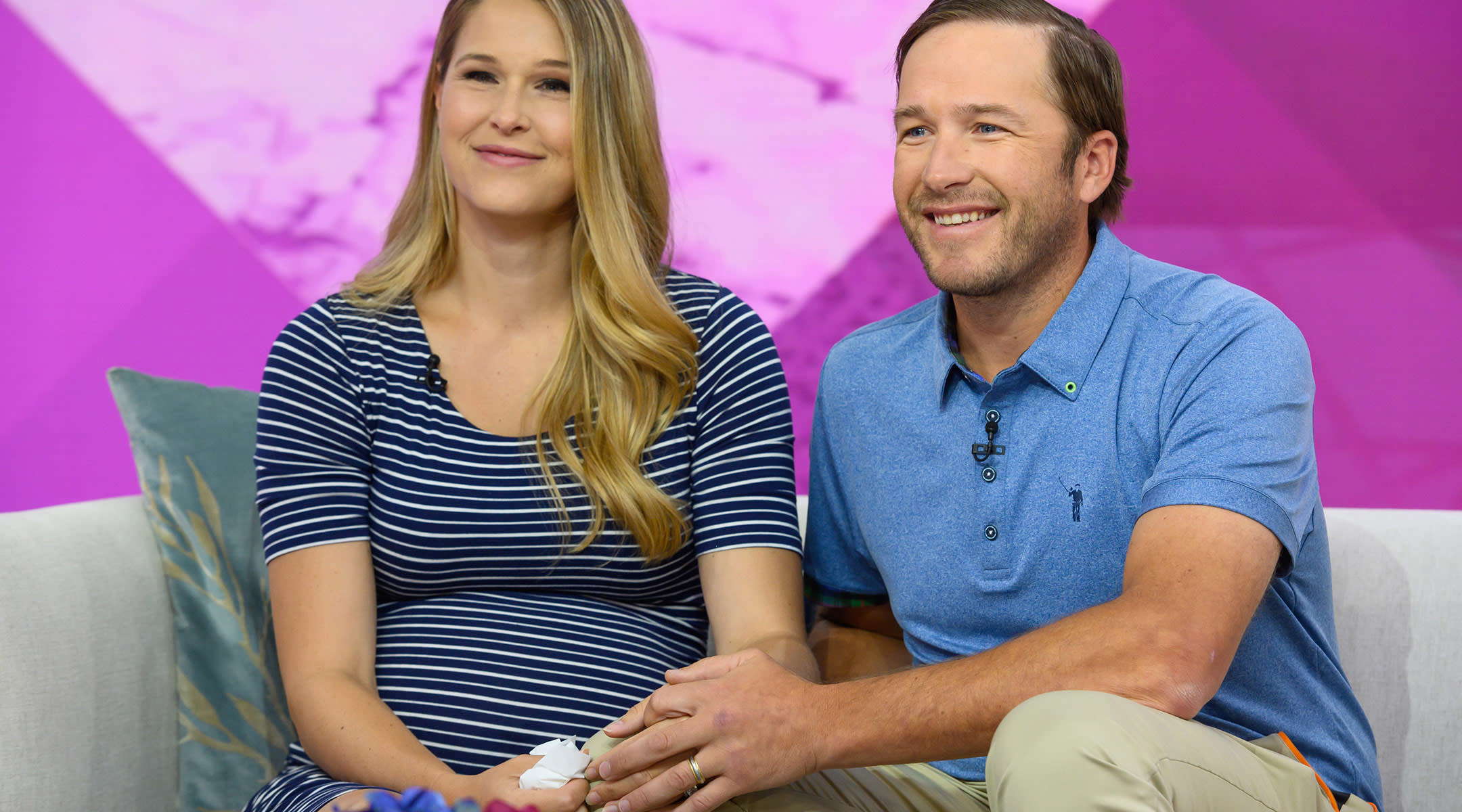 athletes bode and morgan miller welcome twin boys