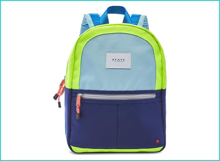 Mini toddler for girls boys toddler backpack preschool backpack kids backpack with a horse Toddler bag colourful bag