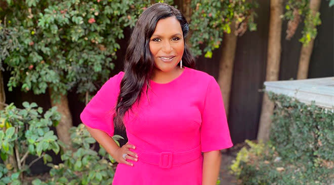 mindy kaling reveals she's welcomed a baby boy