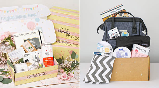baby and pregnancy subscription boxes