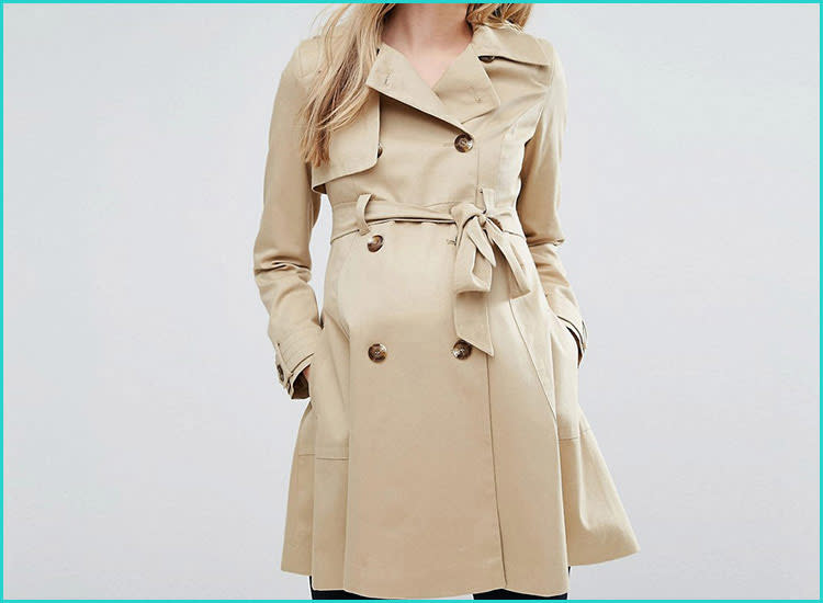 15 Maternity Winter Coats That Are Cute And Cozy