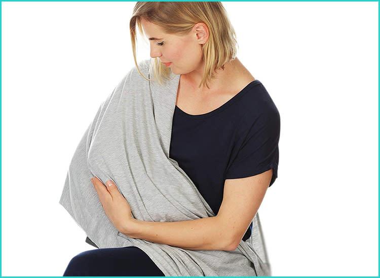 7de2165098729 10 Best Nursing Covers, Wraps & Scarves of 2018