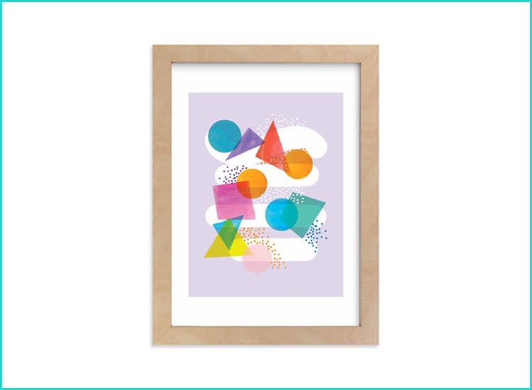 0d23eed3f1791 21 Inspiring Nursery Wall Decor Ideas