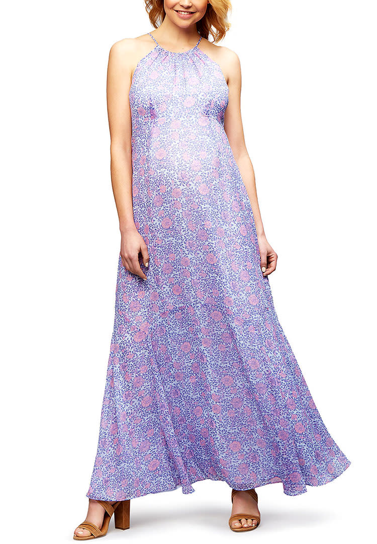 c2e635ce8ea A Pea in the Pod summer maternity maxi dress
