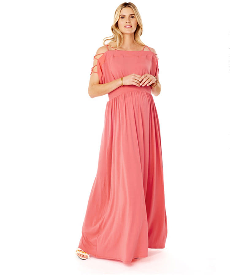4f089db0cef2 Chic Maternity Wedding Guest Dresses for Every Type of Affair