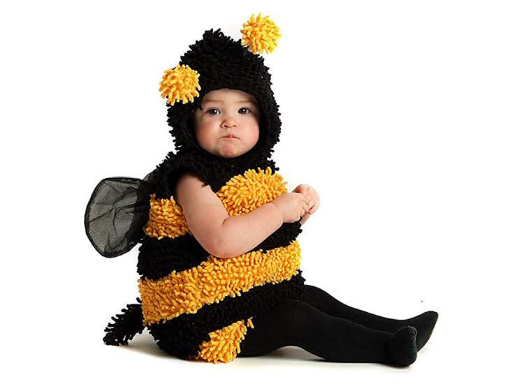 toddler halloween costume bumble bee
