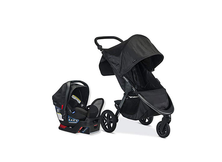 0d6539e1c4e7 Best Travel System Strollers for 2018