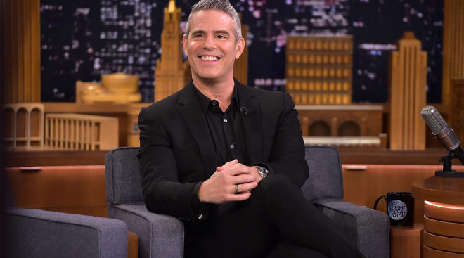 andy cohen announces he will be having a baby via surrogacy
