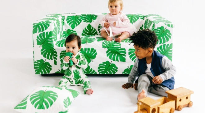 Monica + Andy launches kids' furniture collection.
