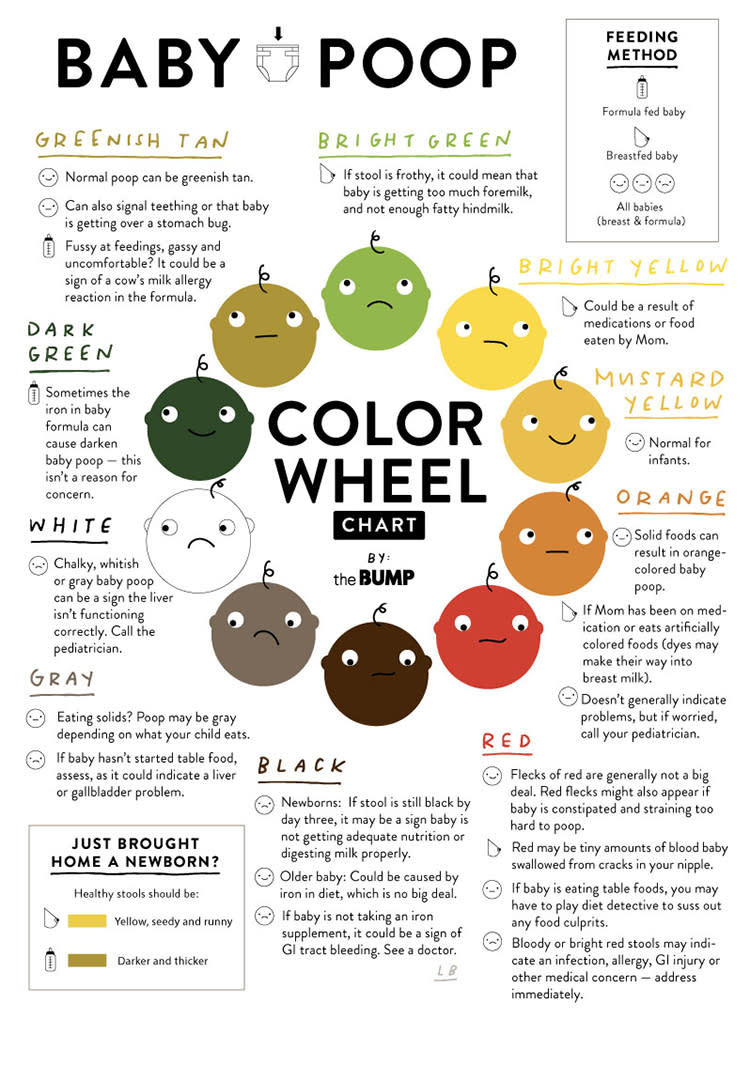 Baby Color Chart 28 Images Eye Chart