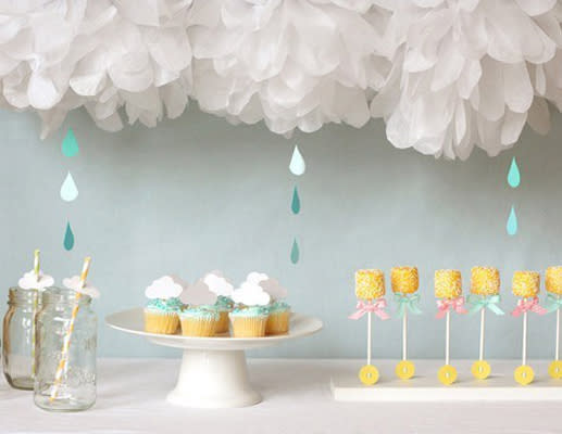 Super-Creative Baby Shower Ideas