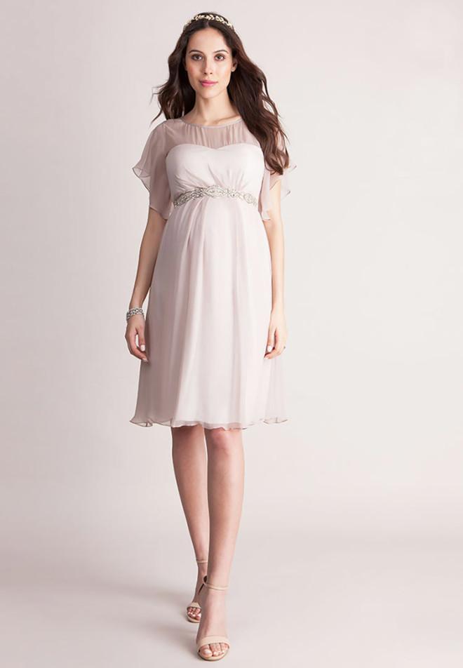 23 maternity wedding dresses seraphine blush short maternity wedding dress junglespirit Image collections