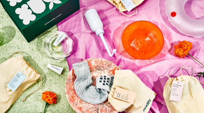 bodily launches postpartum care kits, vaginal recovery kit