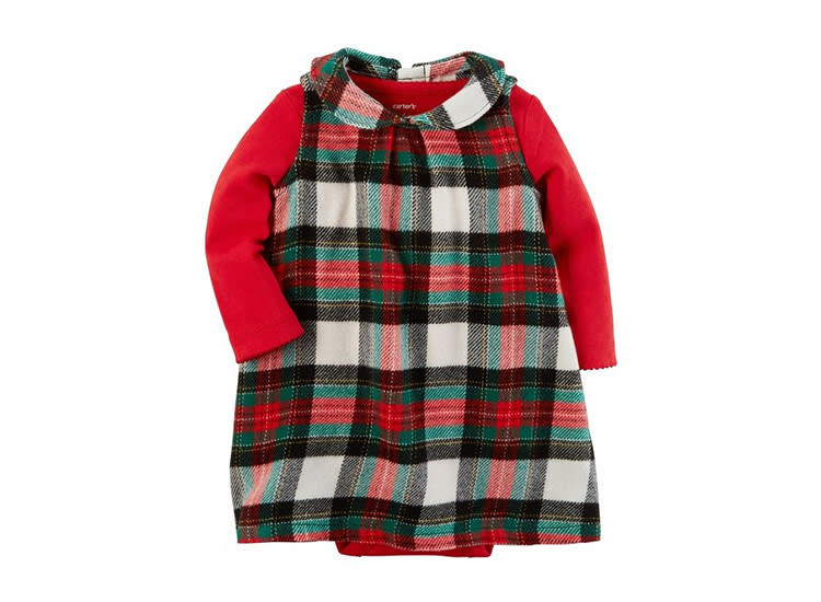 d78b35dbcaae Baby's First Christmas: Ornament and Outfit Ideas