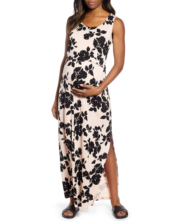 623929d9cd summer-maternity-dress-angel-nursing-floral-maxi