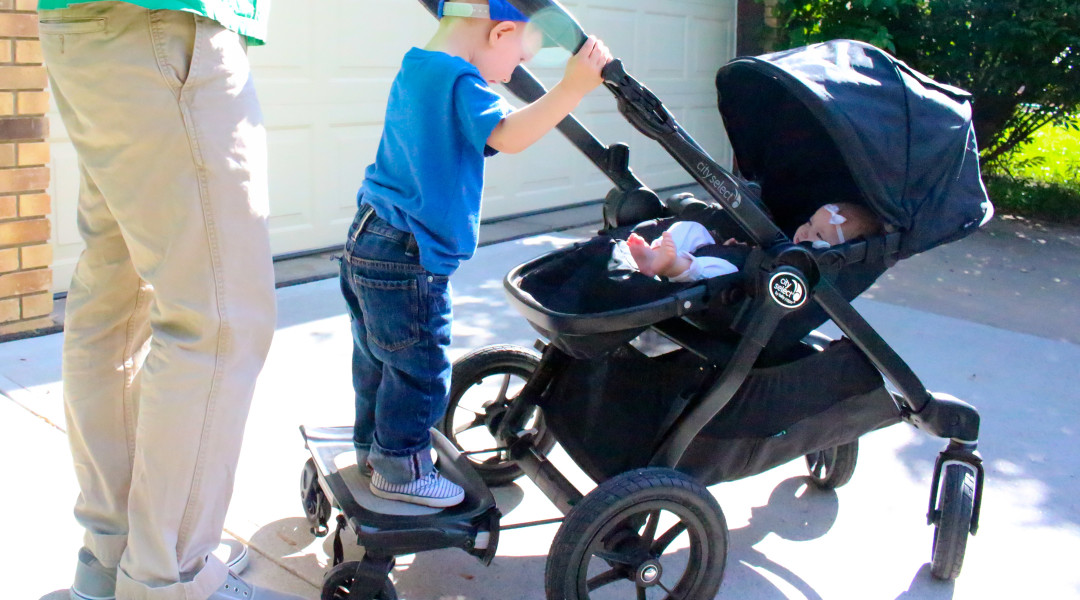 Baby Jogger City Select Deluxe Single Stroller Review