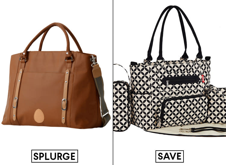 Diaper Bags Best Organizing Splurge Save