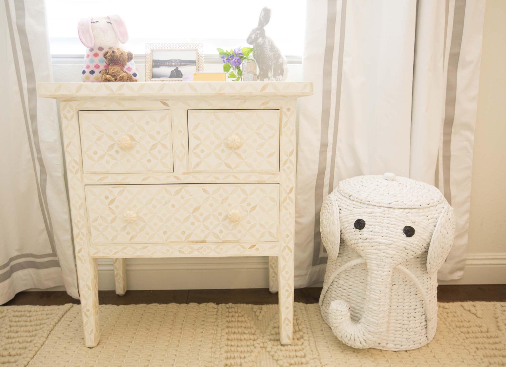 chriselle lim of the chriselle factor shares her nursery design